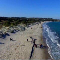 Отель Yiannis Apartments Греция, Калимнос - отзывы, цены и фото номеров - забронировать отель Yiannis Apartments онлайн пляж