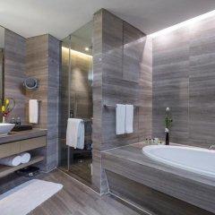 Отель InterContinental Shanghai Jing' An 5* Номер Делюкс с различными типами кроватей фото 3