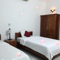 Отель B'Lan Homestay Номер Делюкс с различными типами кроватей фото 4