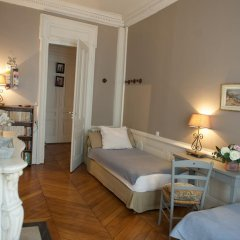 Отель Suite Edouard Herriot Франция, Лион - отзывы, цены и фото номеров - забронировать отель Suite Edouard Herriot онлайн комната для гостей фото 5