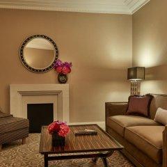 Отель The Savoy 5* Улучшенный номер с различными типами кроватей фото 2