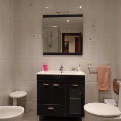 Отель Pension Angelines Испания, Сантандер - отзывы, цены и фото номеров - забронировать отель Pension Angelines онлайн ванная