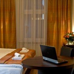Отель Spatz Aparthotel 3* Номер Делюкс с различными типами кроватей фото 3