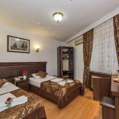 Kuran Hotel International 3* Люкс с различными типами кроватей фото 6