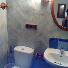 Отель El Rinconcito ванная