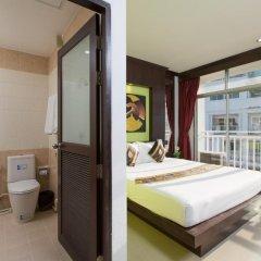 Отель Patong Buri 3* Стандартный номер с двуспальной кроватью фото 21