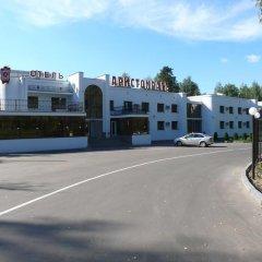 Гостиница Аристократ Кострома парковка
