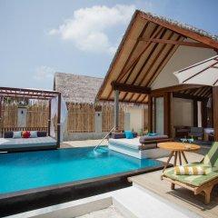 Отель Furaveri Island Resort & Spa 5* Вилла Garden с различными типами кроватей фото 11
