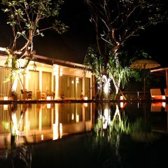 Отель Вилла Pandawas Номер Делюкс с двуспальной кроватью фото 23