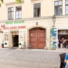 Отель Oldtown Square Cape Чехия, Прага - отзывы, цены и фото номеров - забронировать отель Oldtown Square Cape онлайн детские мероприятия