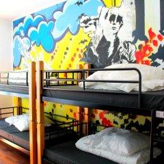 Отель Backpackers Düsseldorf Германия, Дюссельдорф - отзывы, цены и фото номеров - забронировать отель Backpackers Düsseldorf онлайн комната для гостей фото 5