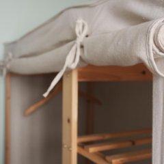 Отель Amber Rooms Стандартный номер с двуспальной кроватью (общая ванная комната) фото 9