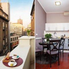 Апартаменты Basco Apartment Terazije Square комната для гостей фото 5
