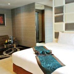 Отель FuramaXclusive Asoke, Bangkok 4* Номер Делюкс с различными типами кроватей фото 4