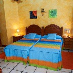 Отель Posada La Capía комната для гостей фото 4
