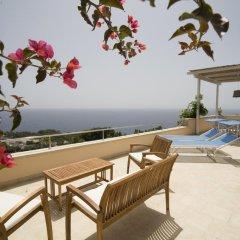 Отель Villa Le Terrazze Гальяно дель Капо бассейн