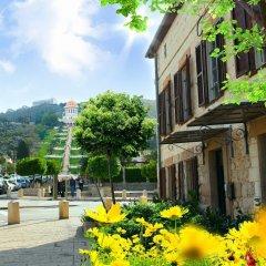 Отель Haifa Guest House Хайфа парковка