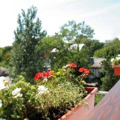 Апартаменты Lotos for You Apartments балкон