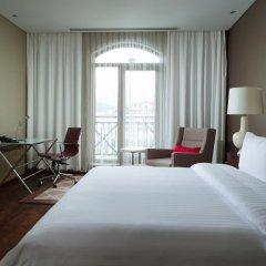 Гостиница Сочи Марриотт Красная Поляна 5* Семейный люкс повышенной комфортности с разными типами кроватей фото 3
