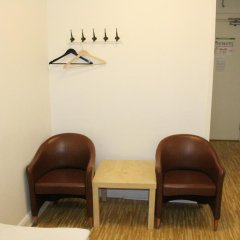 Birka Hostel Стандартный номер с 2 отдельными кроватями фото 16