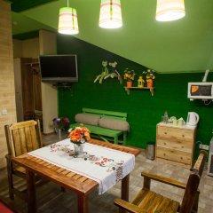 Мини-отель Бархат Улучшенный люкс с различными типами кроватей фото 5