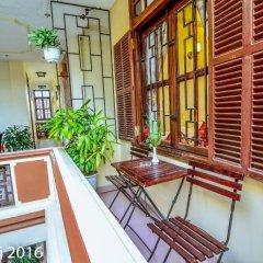 Отель Nhi Nhi 3* Номер Делюкс