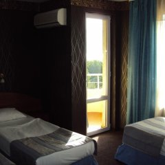 Hotel Lazuren Briag 3* Стандартный номер с различными типами кроватей фото 7