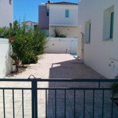 Отель Villa Doris Кипр, Протарас - отзывы, цены и фото номеров - забронировать отель Villa Doris онлайн балкон