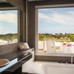 Aqua Hotel Aquamarina & Spa 4* Люкс с различными типами кроватей фото 3