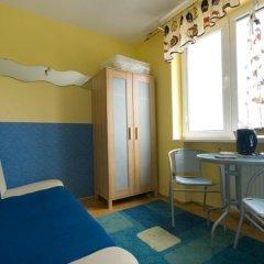 Отель Willa Maria Sopot Стандартный номер с двуспальной кроватью фото 5