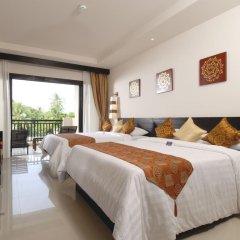 Отель Horizon Karon Beach Resort And Spa 4* Номер Делюкс