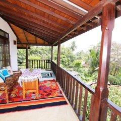 Отель Lahiru Villa 2* Номер Делюкс с различными типами кроватей фото 2