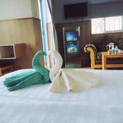 Апартаменты Bach Duong Apartment удобства в номере фото 2