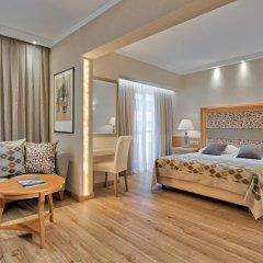 Отель Divani Palace Acropolis Афины комната для гостей фото 4