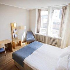 Original Sokos Hotel Helsinki 3* Стандартный номер с двуспальной кроватью фото 3