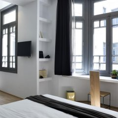 Отель innAthens 4* Стандартный номер с различными типами кроватей фото 4