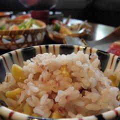 Отель Ryokan Kono-Yu Минамиогуни питание