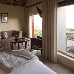 Отель Kuzuko Lodge 5* Шале Делюкс с различными типами кроватей фото 9