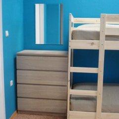 White Nights Hostel Кровать в общем номере с двухъярусной кроватью фото 10