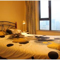 Wheat Youth Hostel Стандартный номер с различными типами кроватей