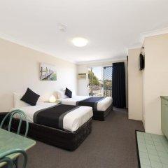 Отель Chermside Court Motel 3* Студия с 2 отдельными кроватями фото 3