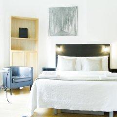 Апартаменты Studios 2 Let Serviced Apartments - Cartwright Gardens Студия Делюкс с различными типами кроватей фото 7