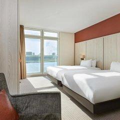 Отель DoubleTree By Hilton London Excel 4* Стандартный номер с 2 отдельными кроватями фото 2