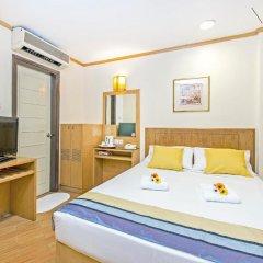 Hotel 81 Sakura 2* Стандартный номер с двуспальной кроватью фото 2