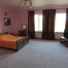 Гостиница Сахалин комната для гостей