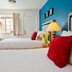 Отель The Alpine Inn & Suites 2* Стандартный номер с 2 отдельными кроватями фото 5