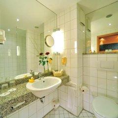 Отель Best Western Premier Parkhotel Kronsberg 4* Номер Бизнес с двуспальной кроватью фото 4