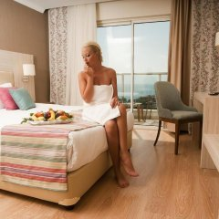 Side Prenses Resort Hotel & Spa Турция, Анталья - 3 отзыва об отеле, цены и фото номеров - забронировать отель Side Prenses Resort Hotel & Spa онлайн спа фото 2