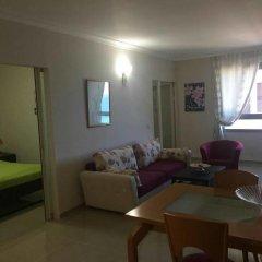 Апартаменты Apartment on the Beach Хайфа комната для гостей фото 3