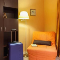 Мини-Отель Веста Студия разные типы кроватей фото 7